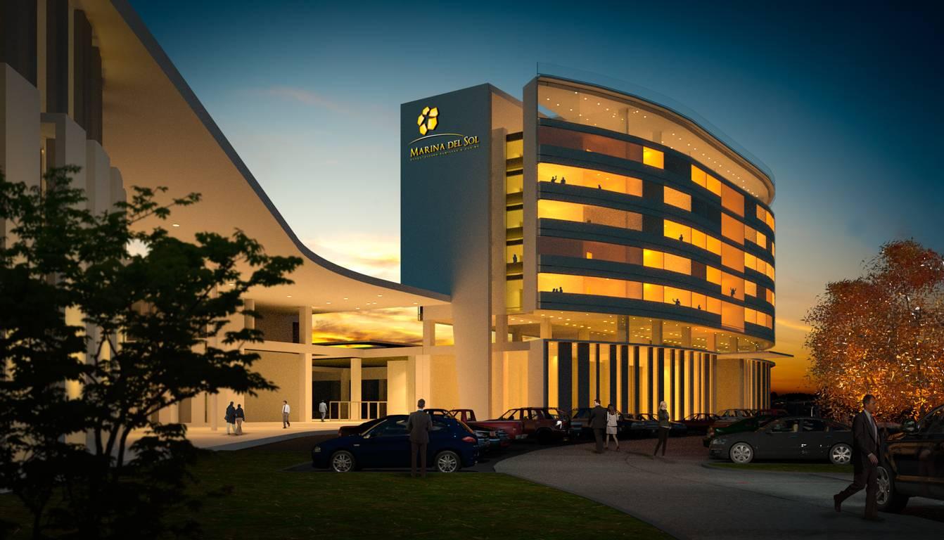 Edificio Casino Chillan